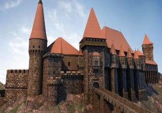 Castelul Huniazilor, in topul celor mai tari castele din lume