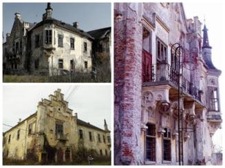 Castelul celebru vechi de peste 600 de ani aproape de prabusire. Cum au ajuns proprietari un maghiar si un canadian, urmasi ai contelui Teleki FOTO