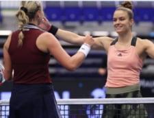 Castigatoare surpriza in turneul WTA de la Ostrava. A invins-o pe Sorana Cirstea in primul tur si a urcat langa Emma Raducanu in clasament
