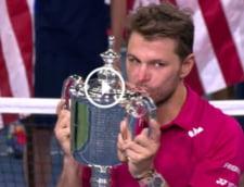 Castigator surpriza in finala masculina de la US Open