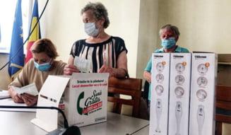 Castigatorii campaniei de colectare DEEE RESITA