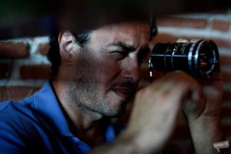Castigatorul Marelui Premiu la Cannes 2012, Matteo Garrone, la Bucuresti