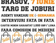 Castiguri de peste 1200 de lire la Targul de joburi din Brasov
