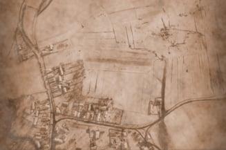 Castrul Roman de la Calugareni este de doua ori mai mare decat se credea initial, sustin arheologii