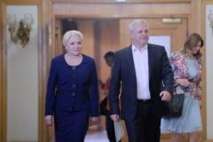 Cat Dragnea face zgomot, Dancila se joaca de-a invalidarea referendumului. Sub ochii liderilor europeni
