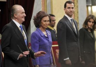 Cat a castigat regele Spaniei in 2011 - venituri publicate in premiera