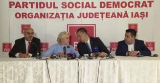 """Cat a costat elicopterul privat cu care a venit Dancila la Iasi? Premierul zice ca e dreptul PSD, Fifor ii sopteste, inflamat: """"Ei, asta-i buna!"""" (Video)"""