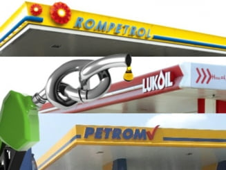 Cat ar pierde companiile petroliere daca n-ar mai alimenta nimeni masina o zi