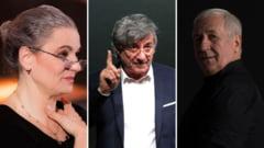 Cat castiga Maia Morgenstern, Ion Caramitru sau George Mihaita din functia de director de teatru