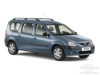 Cat costa Dacia Logan MCV in Marea Britanie