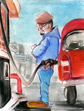 Cat costa carburantul in Uniunea Europeana?