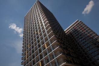 Cat costa un apartament din Bucuresti situat la etajul 25 intr-un complex rezidential