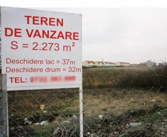 Cat costa un teren de casa in apropierea marilor orase