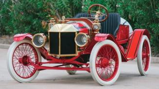 Cat de batrana crezi ca e cea mai veche masina inmatriculata in Romania?