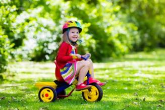 Cat de benefica este miscarea pentru copii, in opinia specialistilor