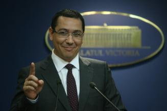 Cat de cutremurator de habarnist este Ponta (Opinii)