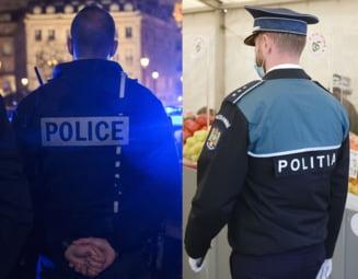 Cat de dur este examenul la scoala de politie in Franta: cei admisi primesc 1.443 de euro lunar. Comparatia dezolanta cu Romania VIDEO