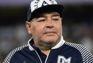"Cat de generos a fost Diego Maradona. A oferit ""cadouri"" de milioane de euro. Ultima iubita e in fruntea listei de beneficiari"