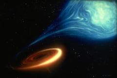 Ученые впервые зафиксировали поглощение звезды «черной дырой»