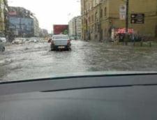 Cat de puternica a fost, de fapt, furtuna care a inundat zone din Capitala si care e riscul sa se repete (Infografice)