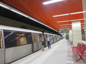 Cat de solicitata este linia de metrou din Drumul Taberei. Traficul, de trei ori mai mic decat pe tronsonul Eroilor-Preciziei