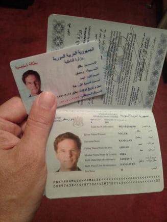 Cat de usor poate un terorist sa intre in UE? Un jurnalist a cumparat un pasaport sirian cu poza premierului Olandei