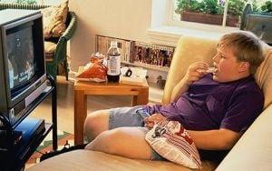 Cat de vinovati sunt parintii de obezitatea copiilor