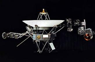 Cat mai e pana la pensia lui Voyager 1, cu 35 de ani de experienta? (Video)