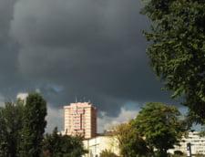 Cat mai ploua in Bucuresti - prognoza speciala pentru Capitala