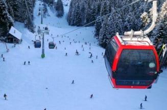 Cat s-a schiat in Poiana Brasov de la inceputul anului 2021. Nu s-a simtit ca este pandemie