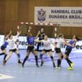 Cat s-a terminat duelul romanesc din sferturile European League la handbal feminin