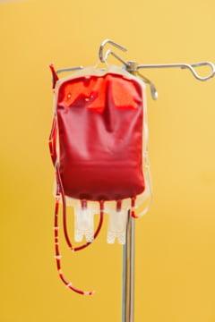 Cat sange poate pierde organismul uman?