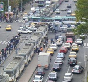 Cat se castiga din lipsa parcarilor in Bucuresti: 10 milioane de euro