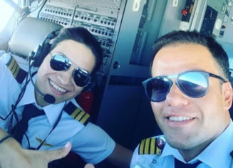 Cat te costa sa devii pilot de avion? O fosta jurnalista din Romania a ajuns in top la Turkish Airlines