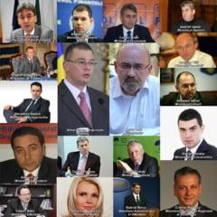 Cata incredere au romanii in noii si vechii ministri ai Guvernului Ungureanu - sondaj IRES