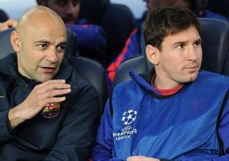 Catalanii spulbera misterul: Iata de ce nu a jucat Messi in Barcelona - Bayern