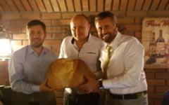 Catalin Botezatu, incantat de pita preferata a sotilor Ceausescu