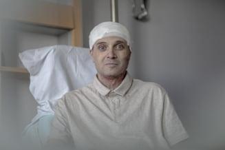 """Catalin Denciu, medicul ranit in incendiul de la Spitalul Piatra Neamt cand incerca sa-si salveze pacientii, declarat """"Eroul Anului 2020"""", in Belgia"""