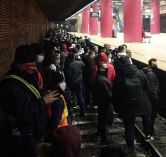 """Catalin Drula: """"Ion Radoi este in spatele a ceea ce s-a intamplat la metrou. In 2 aprilie spatiile comerciale vor fi curatate"""""""