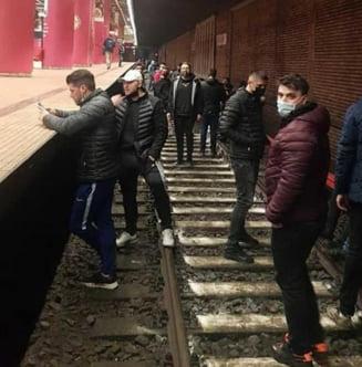 """Catalin Drula, despre greva de la metrou: """"O actiune ilegala. Miza o reprezinta afacerile oneroase cu inchirierea de spatii comerciale"""""""