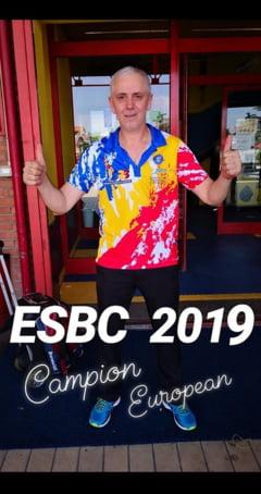 Catalin Gheorghe, campion european la bowling!