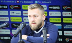 "Catalin Golofca, inaintea partidei cu Dinamo: ""Muncesc foarte mult, ma pregatesc foarte bine si sper sa marchez"""