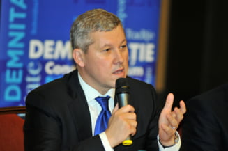 Catalin Predoiu: Premierul Ponta a comis o crima! Interviu