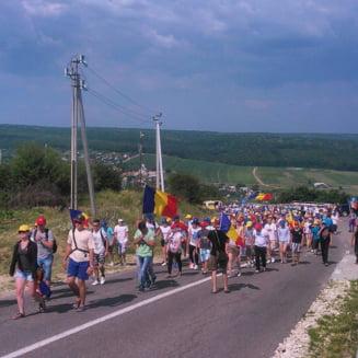 Catalin Predoiu: Tinerii veniti de peste Prut ne spun sa actionam, sa nu mai asteptam