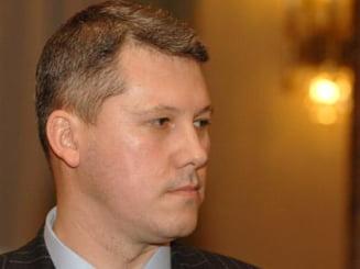 Catalin Predoiu, audiat de Comisia Juridica