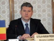 Catalin Predoiu, premier interimar