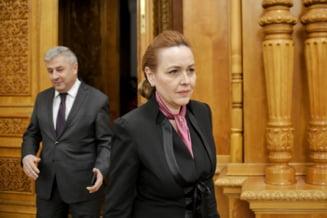 Catalin Predoiu acuza ca Liviu Dragnea, Carmen Dan si Florin Iordache sunt vinovati de cresterea infractiunilor de trafic de persoane