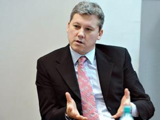 Catalin Predoiu acuza guvernul Ponta: Si-a mai stabilit o tinta - transportatorii