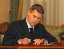 Catalin Predoiu isi ia luni in primire postul de ministru al Justitiei