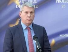 Catalin Predoiu o vrea detasata la Ministerul Justitiei pe prima sefa a Sectiei Speciale